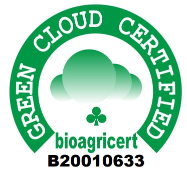 Certificato sito green